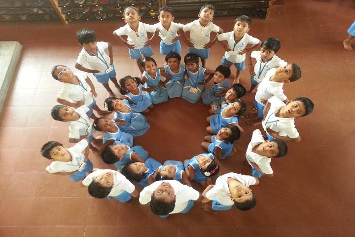 Shaanthi Matriculation Higher Secondary School-Lkg Students