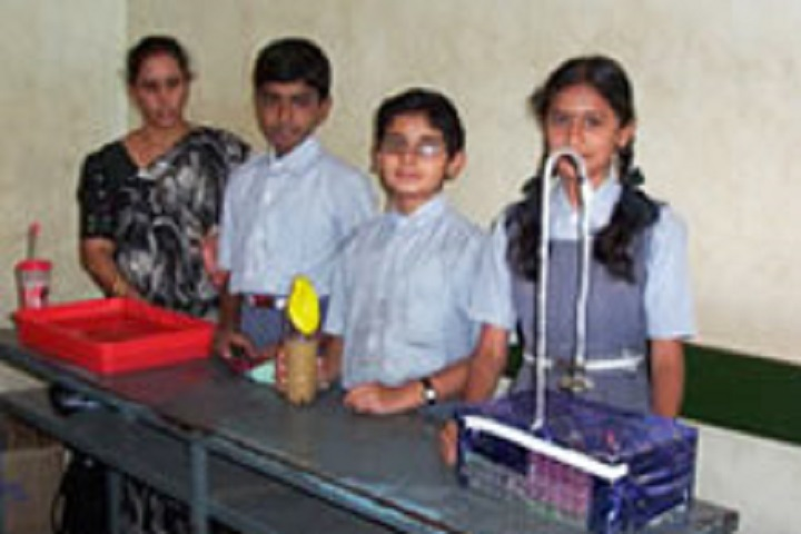 Shaanthi Matriculation Higher Secondary School-Science Club
