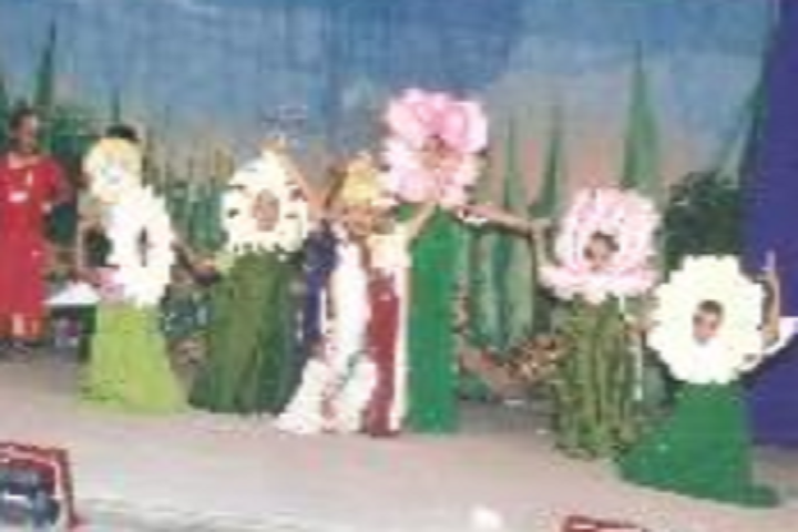 Suburban Matriculation Higher Secondary School-Fancy Dress Competition