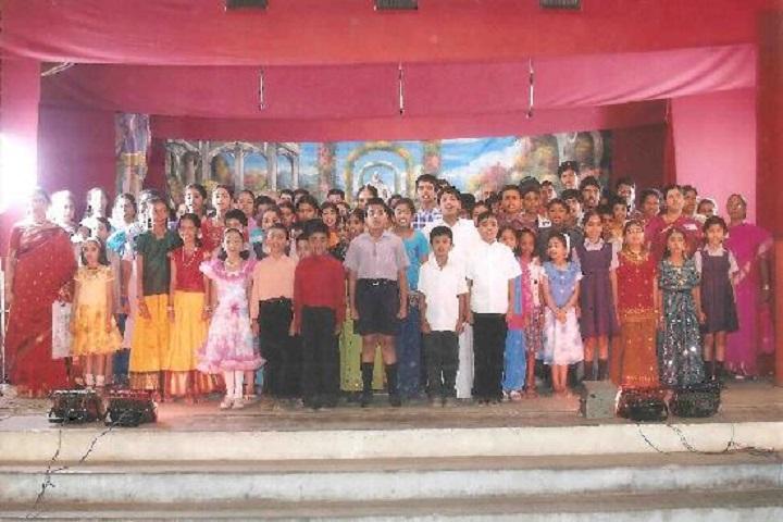 Suburban Matriculation Higher Secondary School-Group Sining