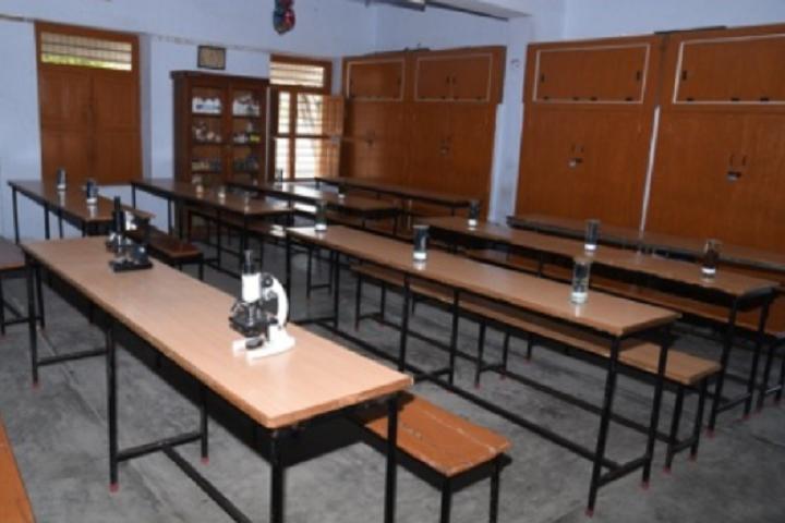 Sri Ramakrishna Mission Vidyalaya Swami Shivananda Higher Secondary School-Biology Lab