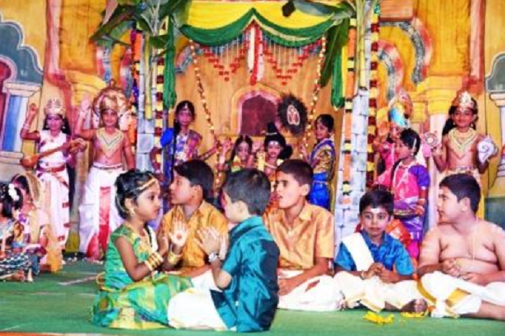 Sri Ramakrishna Mission Vidyalaya Swami Shivananda Higher Secondary School-Festival Celebration