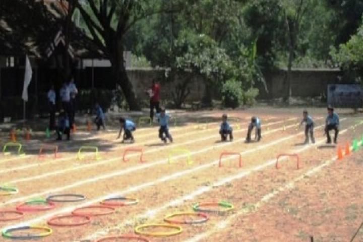 Sri Ramakrishna Mission Vidyalaya Swami Shivananda Higher Secondary School-Game