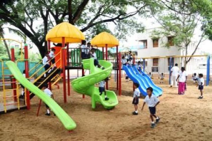 Sri Ramakrishna Mission Vidyalaya Swami Shivananda Higher Secondary School-Kids Park