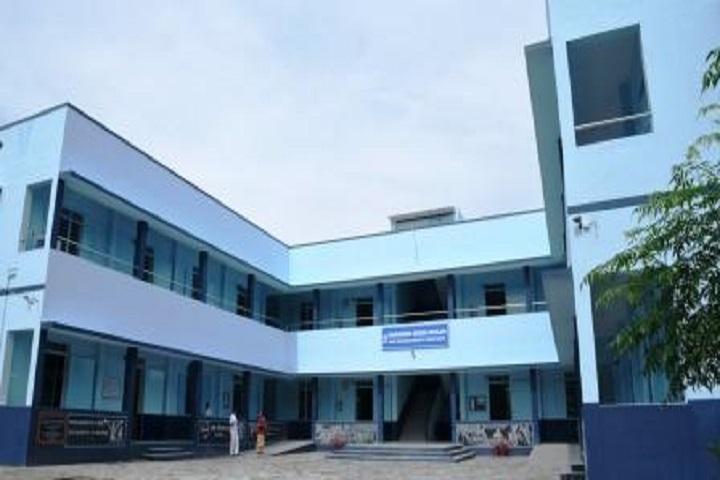 Sri Ramakrishna Mission Vidyalaya Swami Shivananda Higher Secondary School-School Building