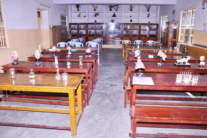 Vimal Jyothi Convent Matric Higher Secondary School-Biology Lab