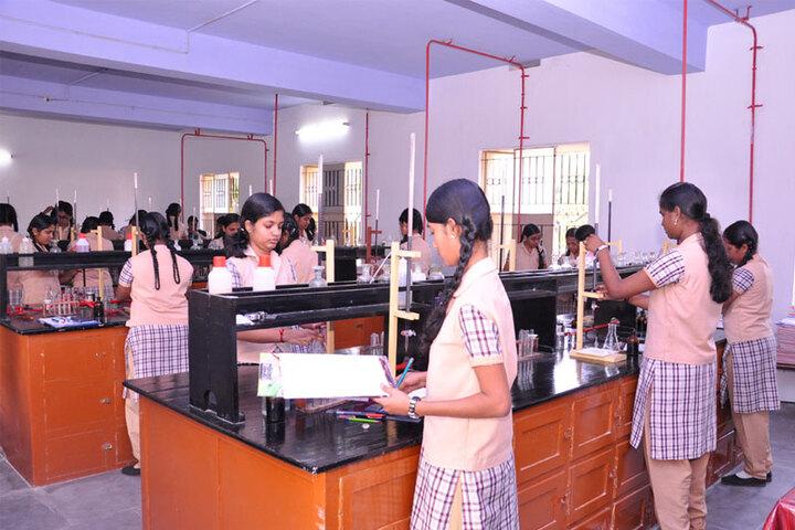 Vimal Jyothi Convent Matric Higher Secondary School-Chemistry