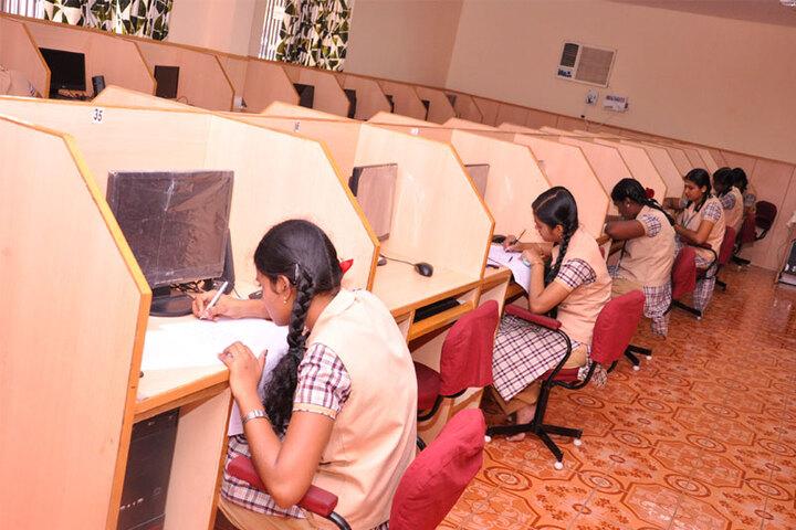 Vimal Jyothi Convent Matric Higher Secondary School-Computer Lab