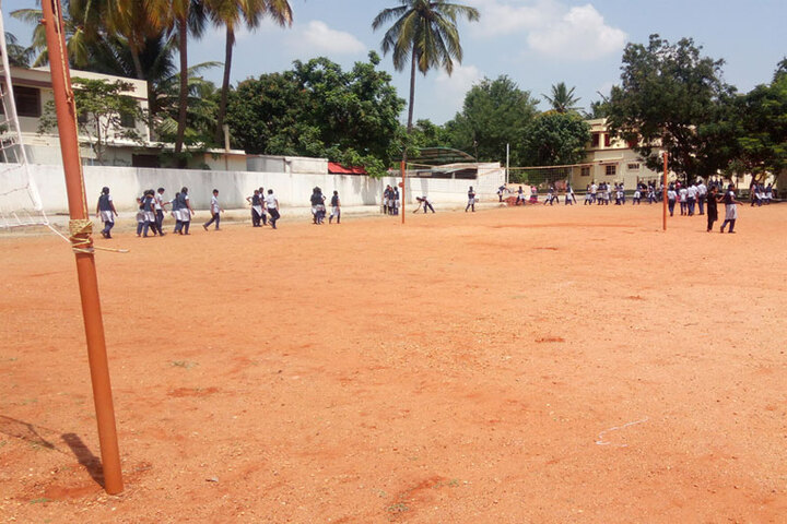 Vimal Jyothi Convent Matric Higher Secondary School-Playground