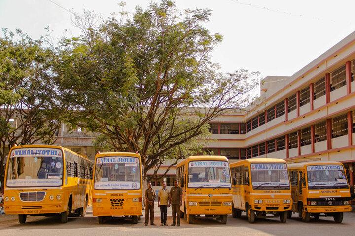 Vimal Jyothi Convent Matric Higher Secondary School-Transport