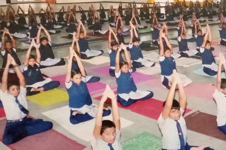 Vimal Jyothi Convent Matric Higher Secondary School-Yoga