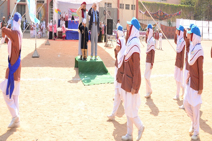 Madina Quraanic Mission High School-Annual Sports Day