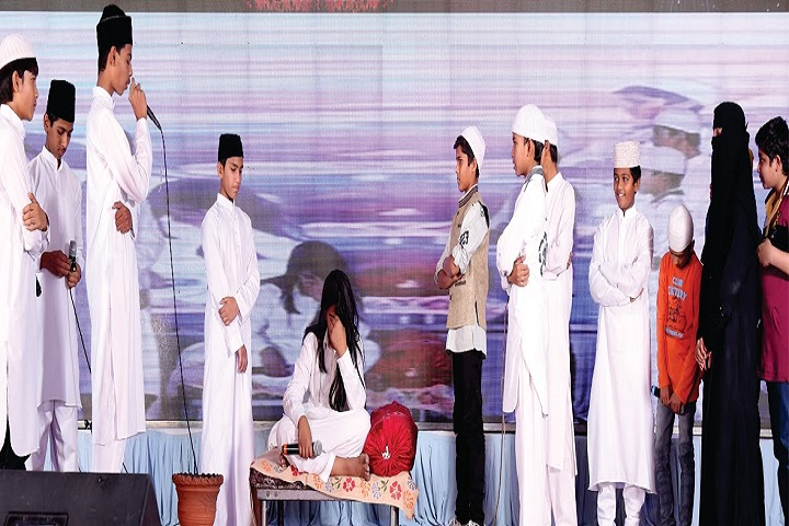 Madina Quraanic Mission High School-Skit
