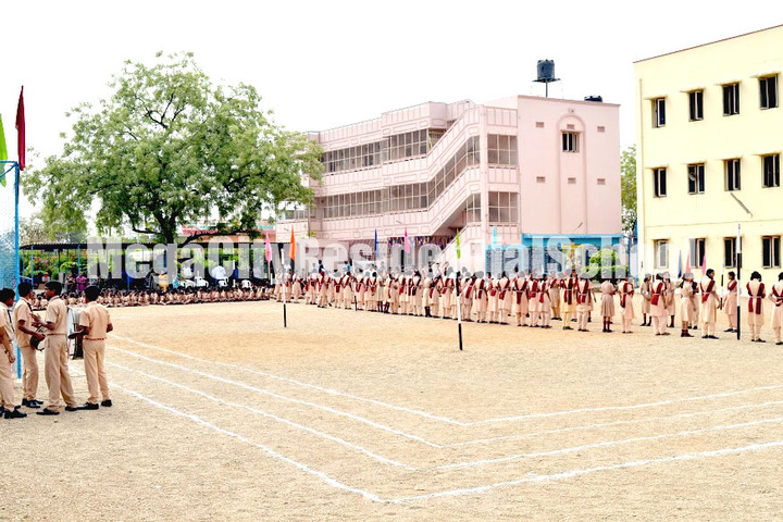 Mega City Residential School-Campus