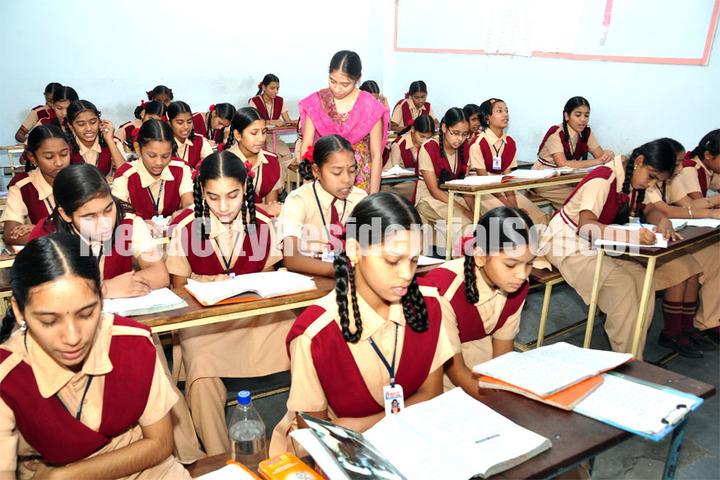 Mega City Residential School-Classroom