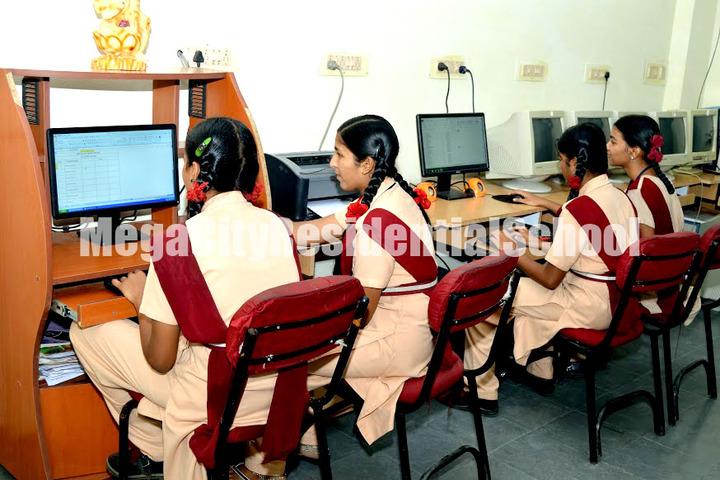 Mega City Residential School-Computer Lab