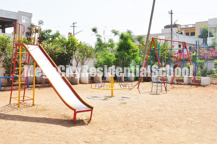 Mega City Residential School-Kids Play Area