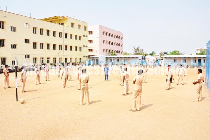 Mega City Residential School-Playground