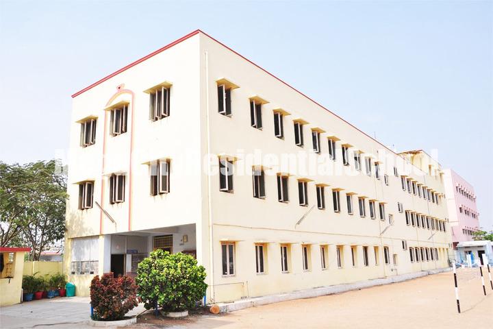 Mega City Residential School-School Building