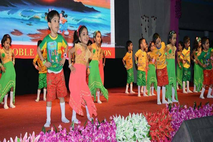 Mary Matha Bethany Public School-Kids Dance