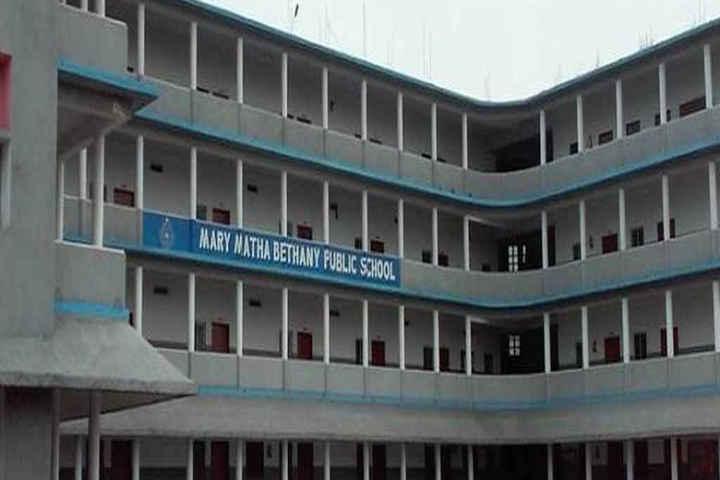 Mary Matha Bethany Public School-School Building