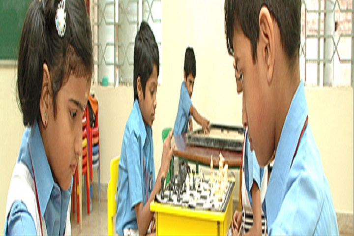 Sri Aurobindo Mira Matriculation Higher Secondary School-Games