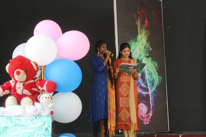 Sri Aurobindo Mira Matriculation Higher Secondary School-Singing