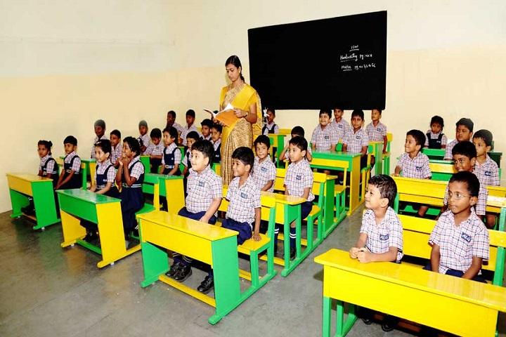 ALG Matriculation Higher Secondary School-Class Room