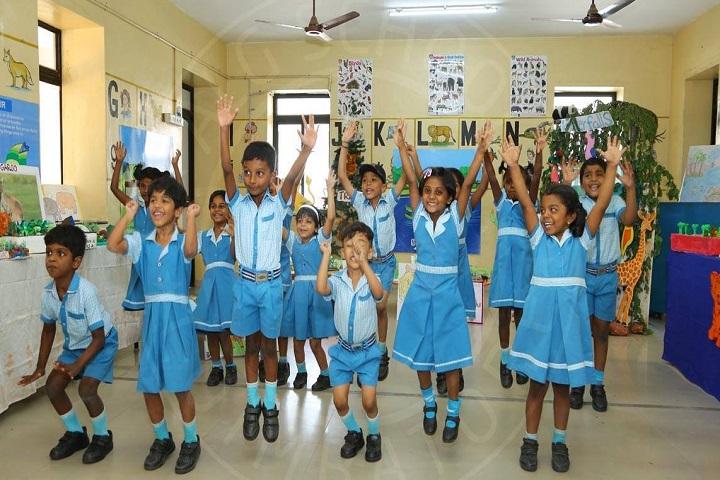 ALG Matriculation Higher Secondary School-Dance