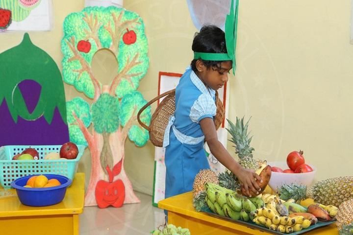 ALG Matriculation Higher Secondary School-Food Fest