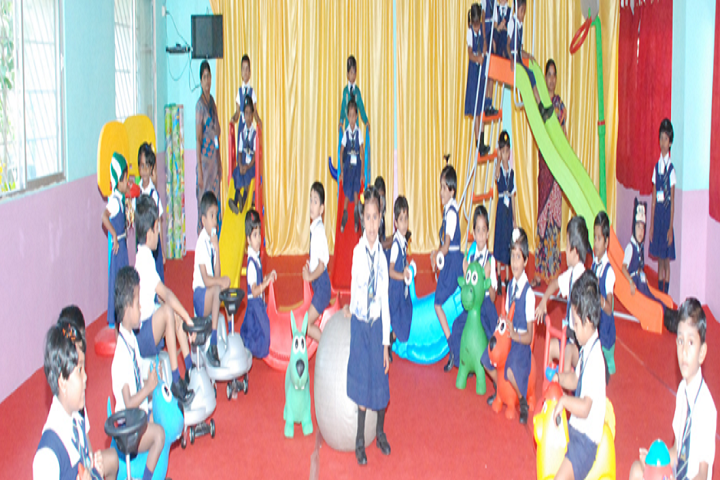 Christ The King Matriculation Higher Secondary School-Kids Play Room