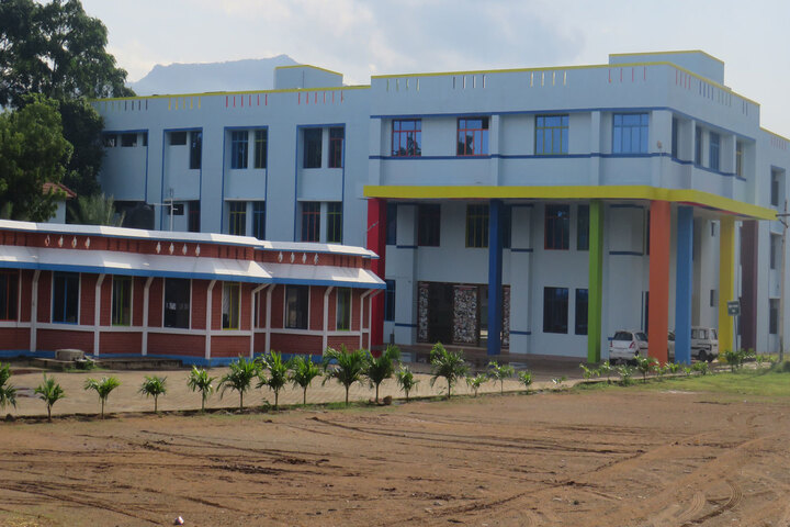 Dr PGV Residentail Co Educational School-Campus