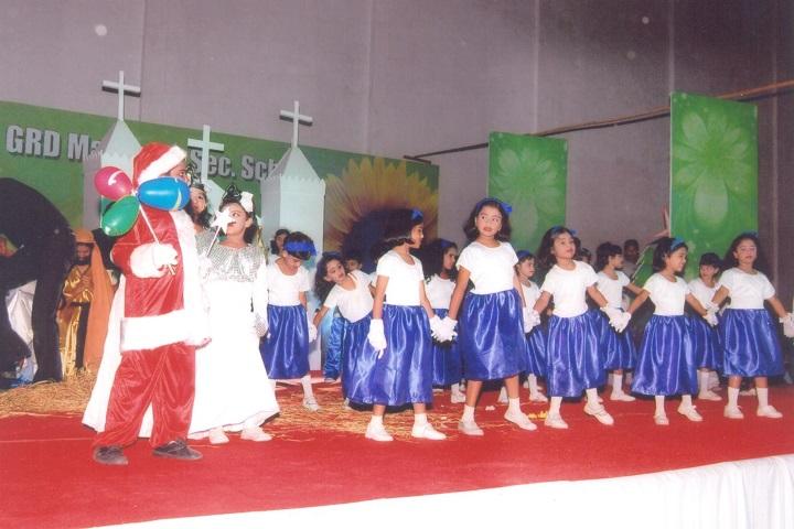 GR Damodaran Matriculation Higher Secondary School-Annual Day Celebration