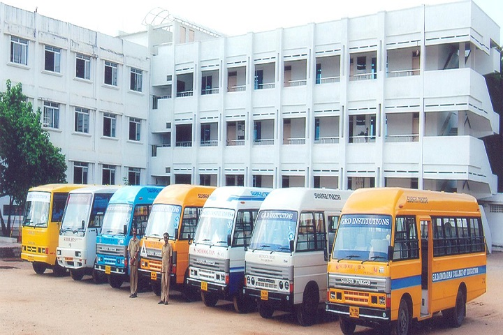 GR Damodaran Matriculation Higher Secondary School-Bus