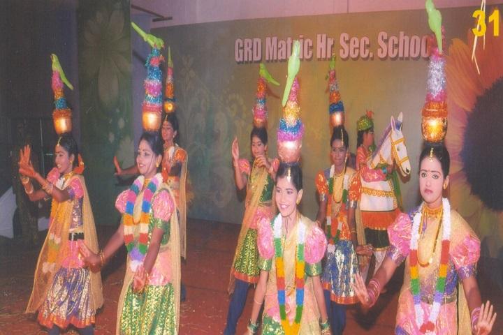 GR Damodaran Matriculation Higher Secondary School-Dance