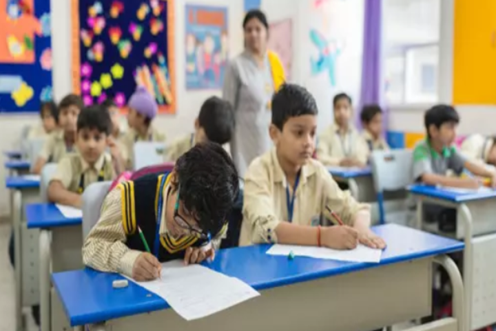 Narayana e-Techno School-Kids Classroom