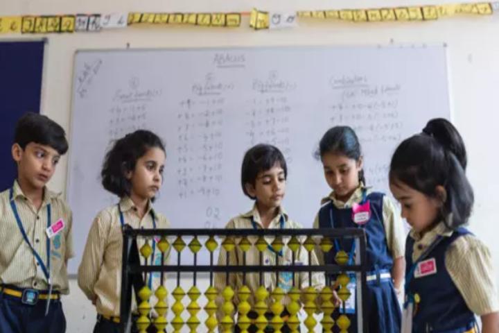 Narayana e-Techno School-Maths Lab
