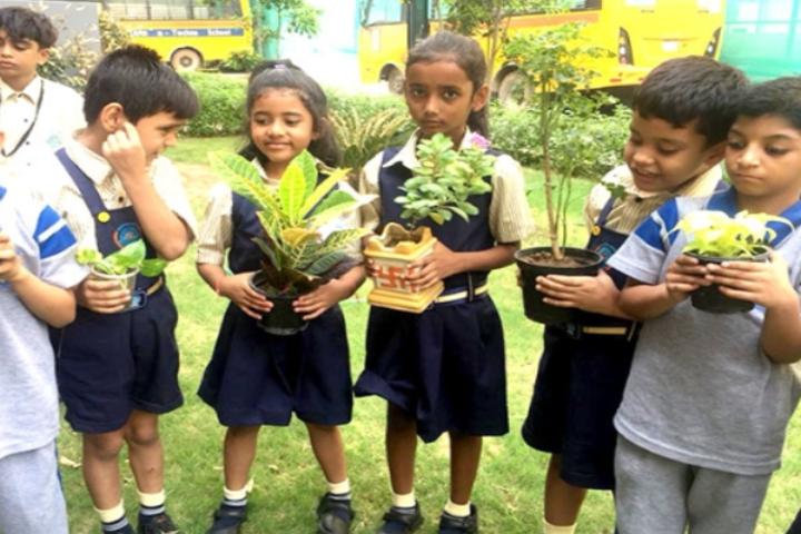 Narayana e-Techno School-Plantation
