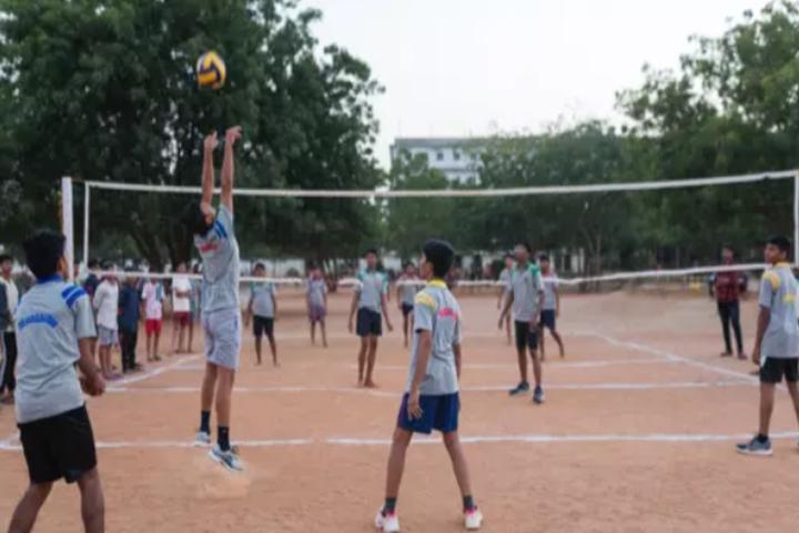 Narayana e-Techno School-Sports