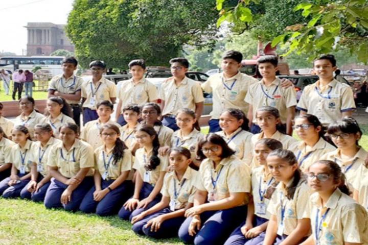 Narayana e-Techno School-Students