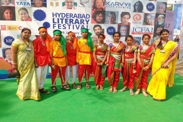 Nrupatunga High School-Cultural Event