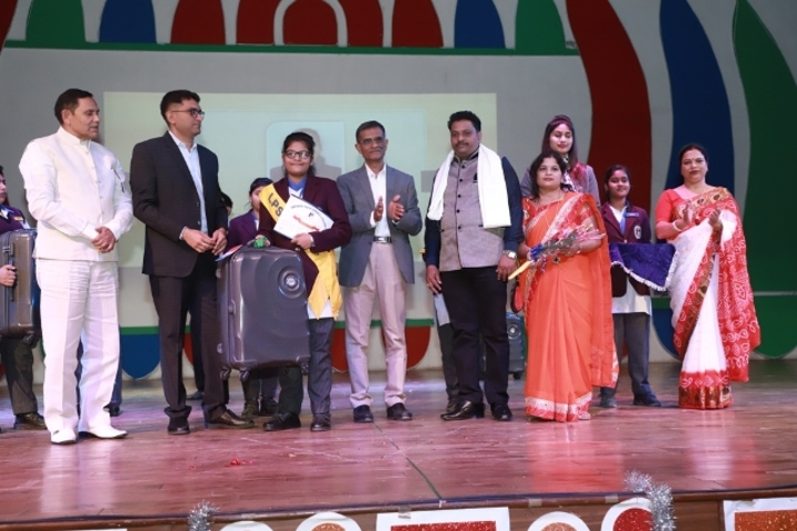 Lucknow Public School-Prize Distribution