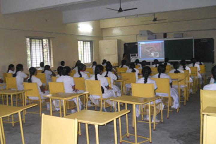 GD Matriculation School-Classroom