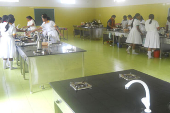 GD Matriculation School-Cookery Lab