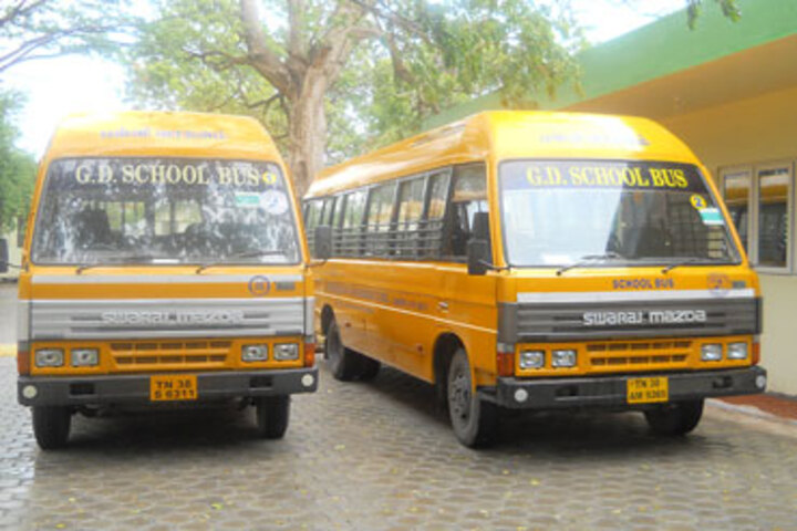 GD Matriculation School-Transport