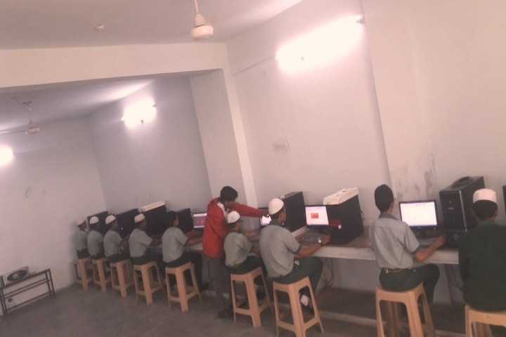 Royal Embassy Boys High School-Computer Lab