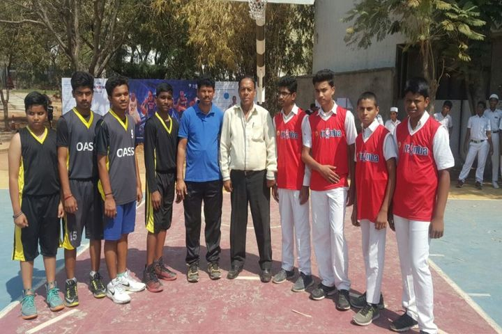 Royal Embassy Boys High School-Sports Meet