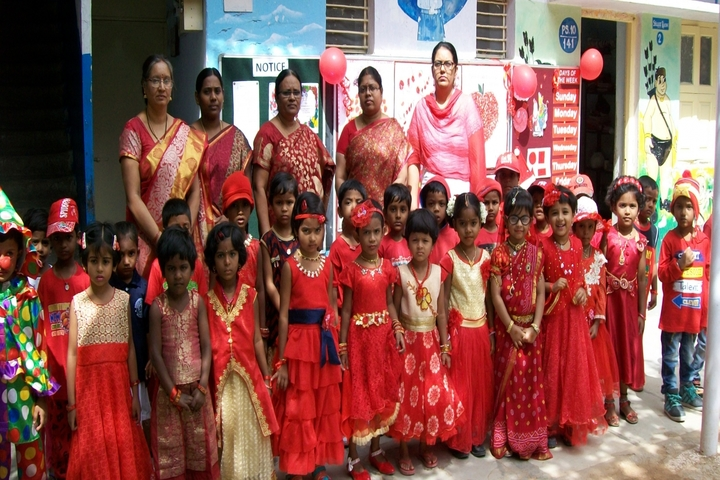 Siddhardha Convent High School-Red Day Celebrations