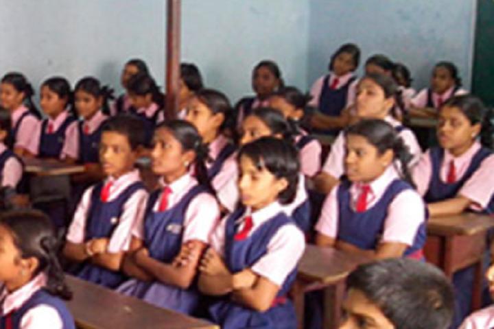 Sree Balaji High School-Class Room