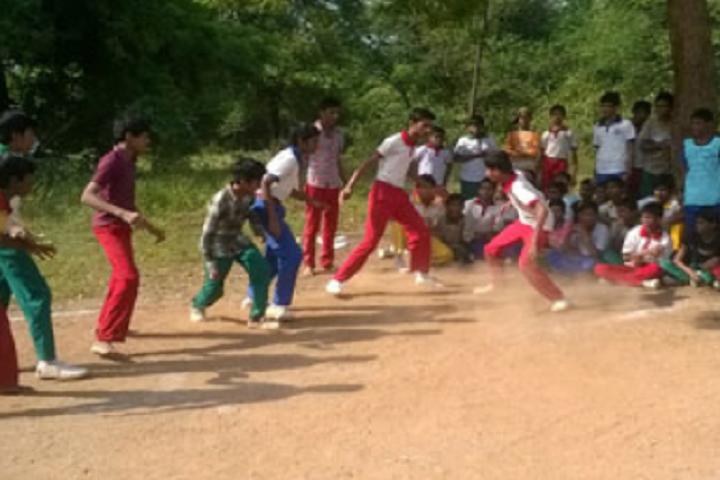 Sree Balaji High School-Games